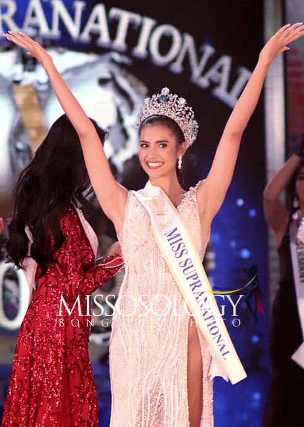 Mỹ nhân Thái Lan đăng quang, Ngọc Châu giật giải Hoa hậu Châu Á cùng thành tích Top 10 trong chung kết Miss Supranational 2019 - Ảnh 4.