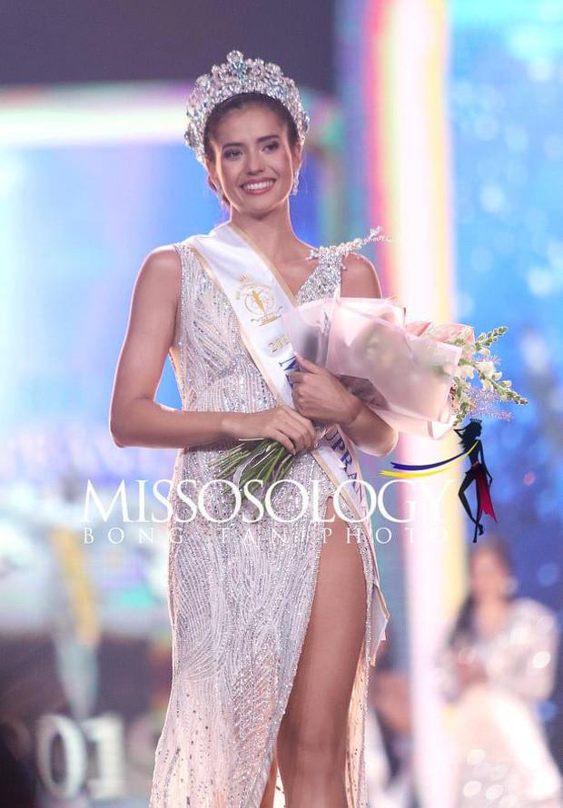 Mỹ nhân Thái Lan đăng quang, Ngọc Châu giật giải Hoa hậu Châu Á cùng thành tích Top 10 trong chung kết Miss Supranational 2019 - Ảnh 1.