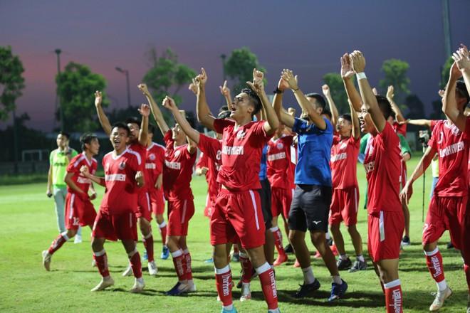 Ngày 6.1 bốc thăm xếp lịch thi đấu vòng loại giải bóng đá U.19 quốc gia - ảnh 2