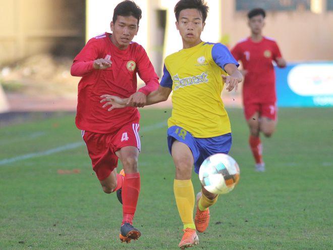 Nâng chất 2 giải U.19 và U.21, chuẩn bị cho giải U.19 quốc tế vào tháng 6 - ảnh 4