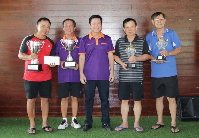 Hào hứng giải quần vợt giao lưu đồng hành cùng Vòng chung kết U.19 - ảnh 19