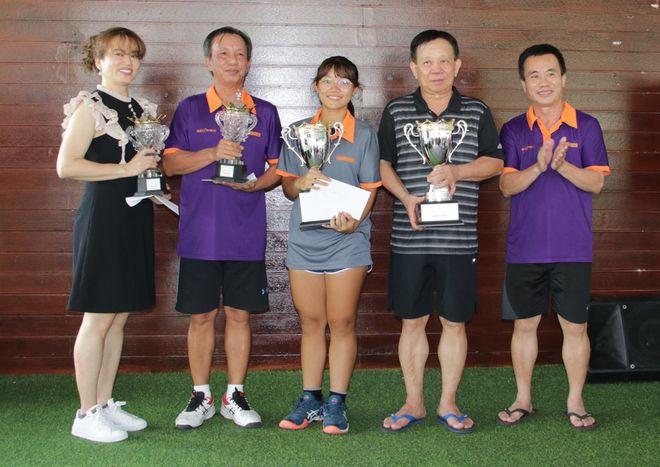 Hào hứng giải quần vợt giao lưu đồng hành cùng Vòng chung kết U.19 - ảnh 21