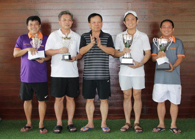 Hào hứng giải quần vợt giao lưu đồng hành cùng Vòng chung kết U.19 - ảnh 22
