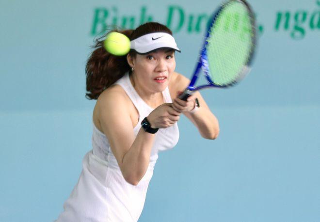 Hào hứng giải quần vợt giao lưu đồng hành cùng Vòng chung kết U.19 - ảnh 2