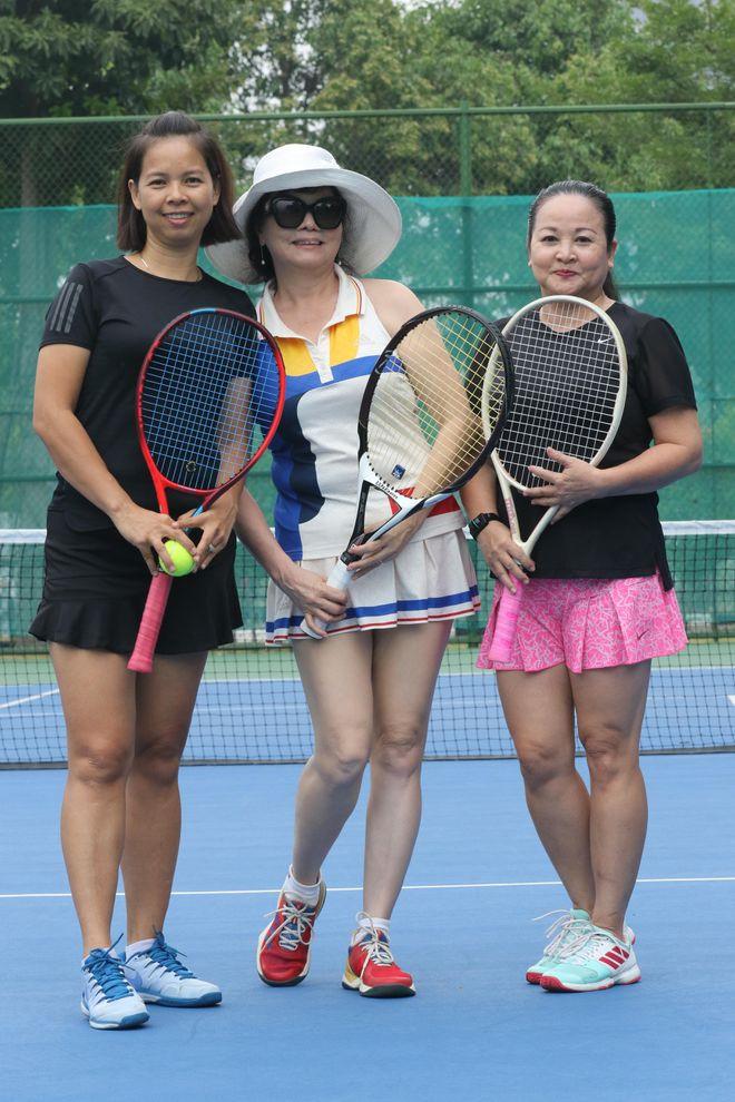 Hào hứng giải quần vợt giao lưu đồng hành cùng Vòng chung kết U.19 - ảnh 17