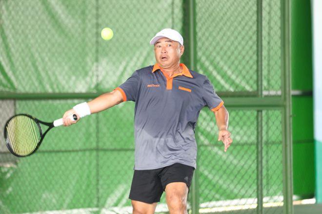 Hào hứng giải quần vợt giao lưu đồng hành cùng Vòng chung kết U.19 - ảnh 14
