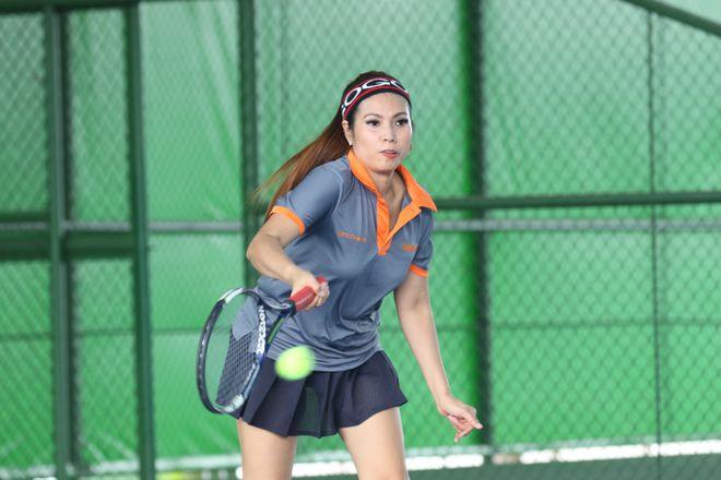 Hào hứng giải quần vợt giao lưu đồng hành cùng Vòng chung kết U.19 - ảnh 12