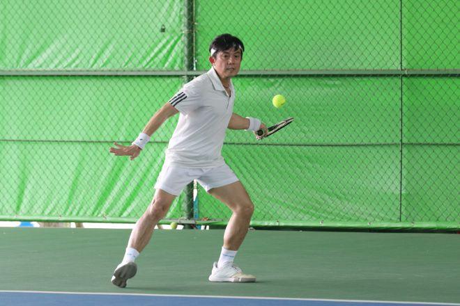Hào hứng giải quần vợt giao lưu đồng hành cùng Vòng chung kết U.19 - ảnh 11