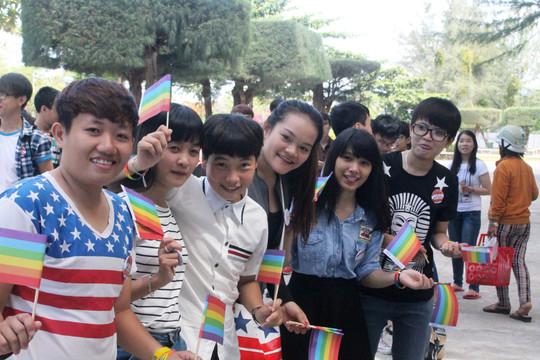 Ngày hội của người đồng tính tại Nha Trang