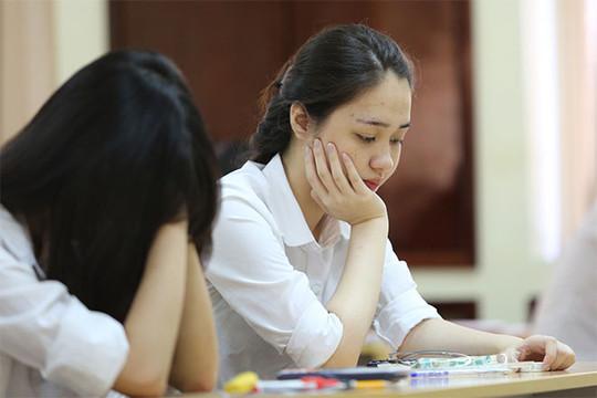 Hôm nay, học sinh bắt đầu đăng ký dự thi THPT quốc gia