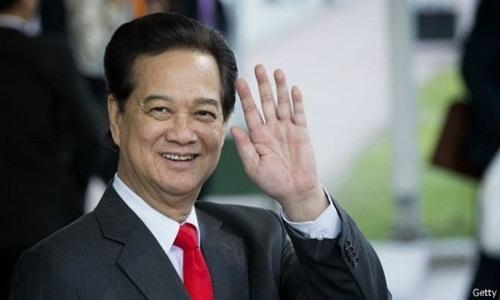 Miễn nhiệm vị trí Phó chủ tịch Hội đồng Quốc phòng an ninh với ông Nguyễn Tấn Dũng