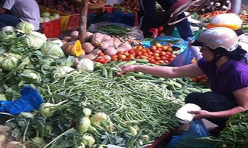 Nguồn cung dồi dào, giá thực phẩm, lương thực thời gian tới sẽ khá ổn định