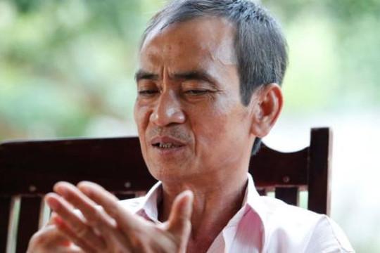Ông Huỳnh Văn Nén 'khóc ròng' vì yêu cầu bổ sung hóa đơn
