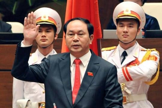 Chủ tịch nước Trần Đại Quang ứng cử ĐBQH tại TP.HCM