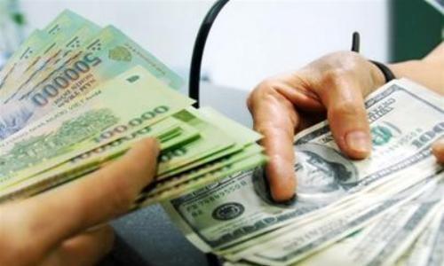 Các ngân hàng dần giảm mạnh vay mượn ngoại tệ