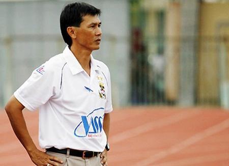 CLB Đồng Tháp bổ nhiệm Trần Công Minh làm HLV trưởng