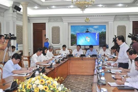 Chủ tịch TP.HCM lên tiếng vụ báo giật tít 'Sài Gòn bất an do trộm cướp'