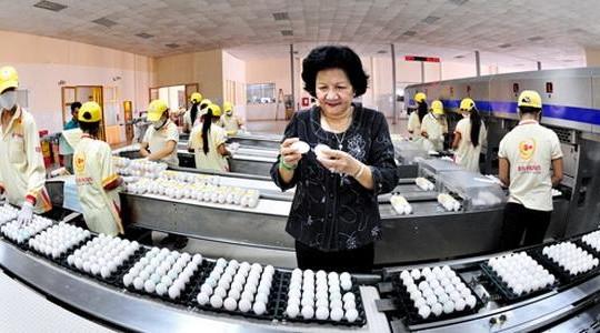 Nữ doanh nhân tiên phong chiến đấu vì thực phẩm sạch
