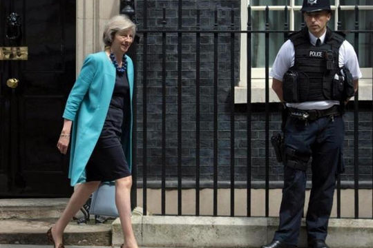 Nước Anh sẽ có nữ thủ tướng hậu Brexit?