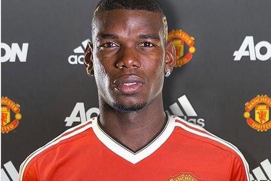 'Pogba 100% gia nhập Man United'