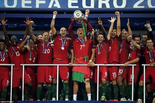 Toàn cảnh vòng chung kết Euro 2016: Bồ Đào Nha vô địch