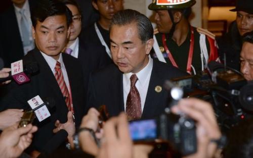 Ngoại trưởng Trung Quốc lại cảm ơn Campuchia đã ngăn cản ASEAN