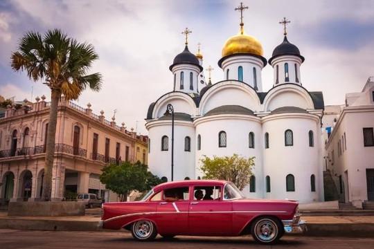 Cuba, vùng đất của nghệ thuật sống quyến rũ