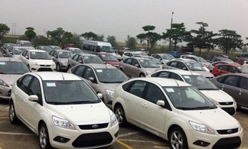 Thị trường ô tô nội địa gồng mình chịu sức ép nhập khẩu