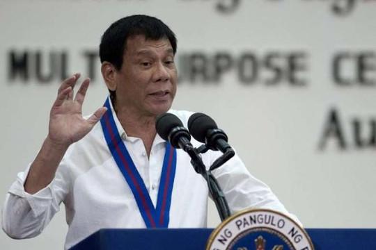 Philippines phản bác tuyên bố của LHQ về Tổng thống Duterte