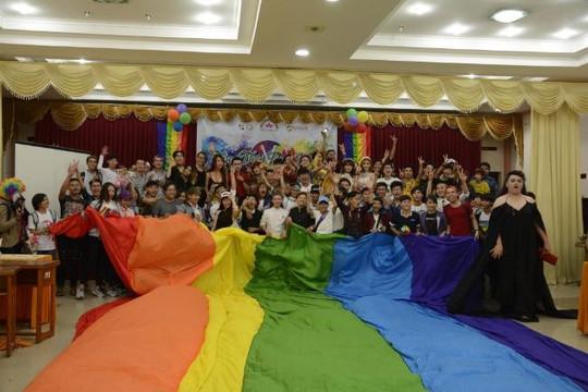 Rộn ràng ngày hội tự hào đồng tính tại Đồng Tháp