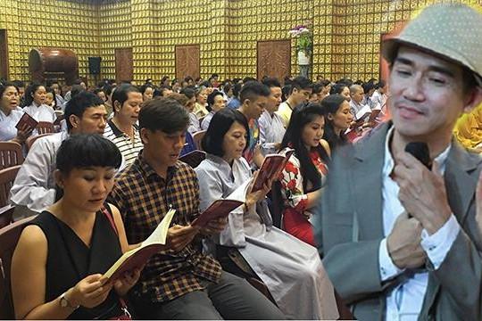 Hoài Linh, Lệ Quyên, Đàm Vĩnh Hưng làm đêm nhạc động viên Minh Thuận