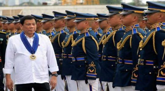 Sau Việt Nam, Tổng thống Philippines sẽ thăm Nhật, Trung Quốc