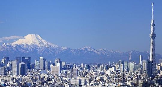Động đất mạnh làm rung lắc Tokyo