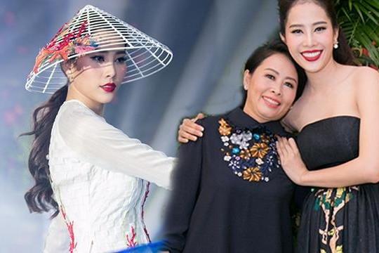 Hoa khôi Nam Em tự bỏ tiền túi để tham dự 'Hoa hậu trái đất'