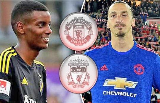 Man United giành 'Ibrahimovic mới' với Liverpool, Pogba lần đầu nói về cú đúp