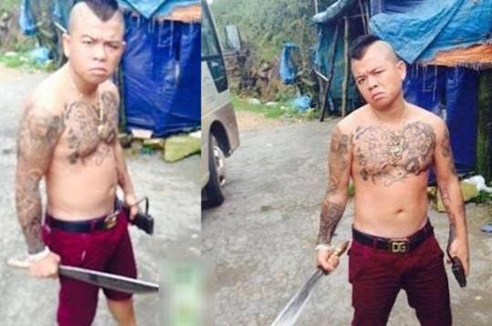 Cầm súng bắn 3 phát lên trời, 'thánh chửi' Dương Minh Tuyền bị bắt