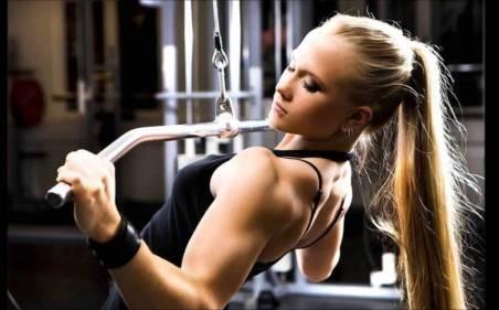 Những lầm tưởng con gái thường mắc phải khi tập gym