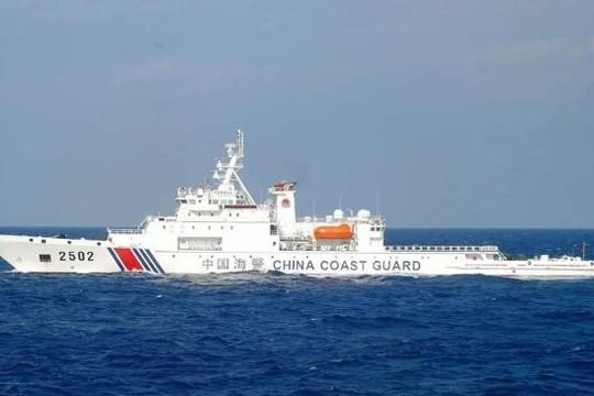 Nhật Bản phản đối 4 tàu tuần tra Trung Quốc xâm nhập lãnh hải
