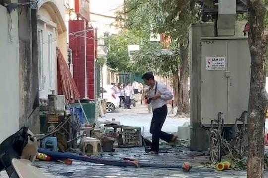 Nạn nhân vụ nổ trạm biến áp ở Hà Nội đã tử vong
