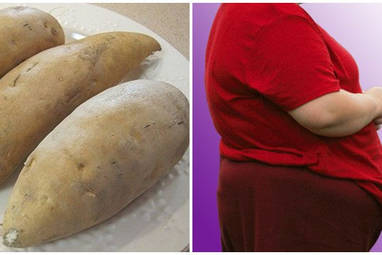 1 củ khoai lang - 3 cách ăn giúp giảm 5kg 1 tuần