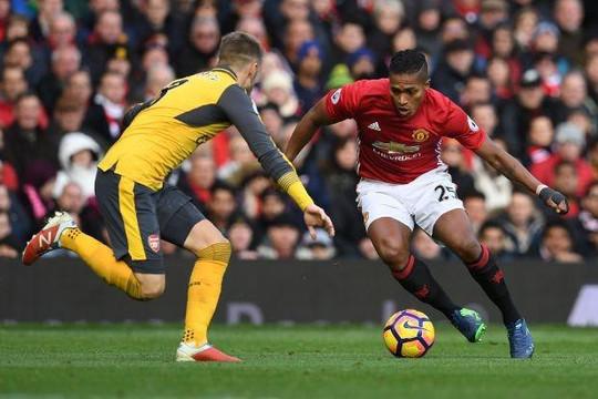 Cầu thủ hay nhất trận M.U - Arsenal được đồng đội ca ngợi lên mây