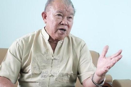 GS Võ Tòng Xuân: 'Nên bỏ một số điều kiện kinh doanh trong xuất khẩu gạo'
