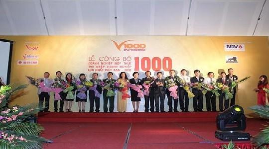 Tổng cục Thuế khẳng định không liên quan đến Bảng xếp hạng V1000 của Vietnam Report