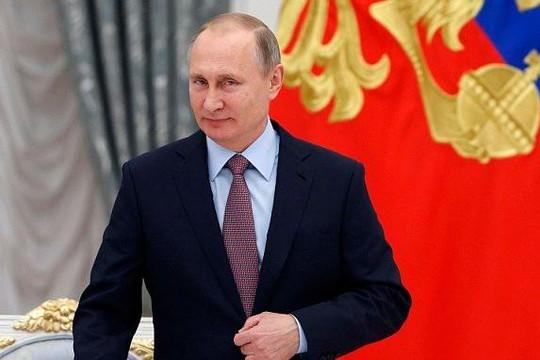 Tổng thống Putin muốn xây dựng một kỷ nguyên mới cùng ông Donald Trump