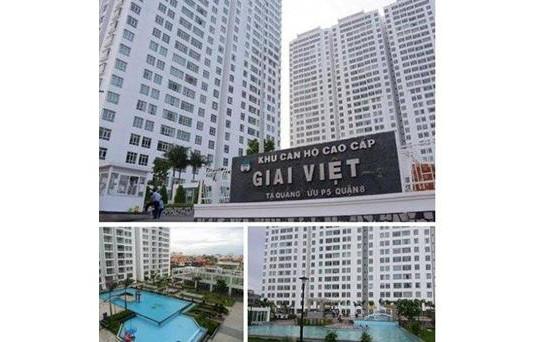 12 hộ dân ở chung cư Giai Việt đồng loạt làm đơn tố cáo gởi các cơ quan báo chí