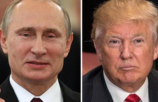 Ông Vladimir Putin được coi là người quyền lực nhất thế giới