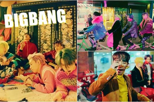 Vừa comeback, Big Bang đã khiến fans lác mắt vì đống đồ hàng hiệu khủng