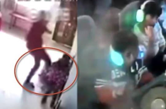 Cô giáo mầm non đấm đá tới tấp 2 bé gái, sửu nhi bị quạt rơi trúng đầu vẫn ngồi chơi game