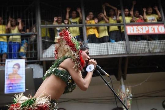 Cuộc thi nhan sắc dành cho người LGBT trong trại giam Phillipines