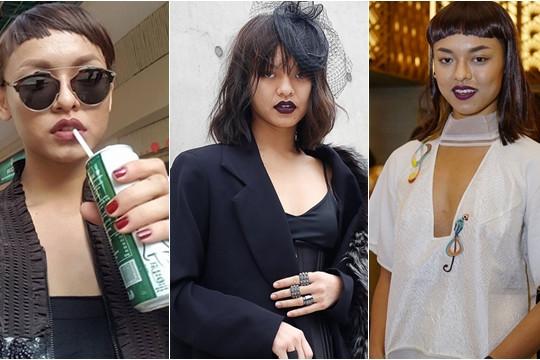 Bộ sưu tập tóc khiến Mai Ngô bị gọi là 'thảm hoạ thời trang'